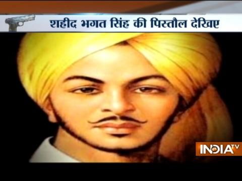 Shaheed Bhagat Singh's pistol to be displayed by BSF at Hussaniwala museum in Punjab