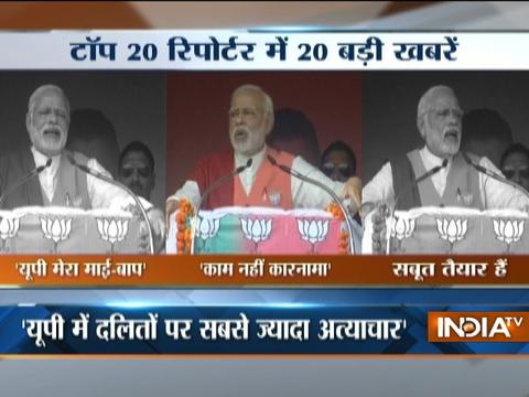 Top 20 Reporter | 16th February, 2017 ( Part 1 )