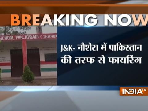 50 school kids feared trapped as Pakistani troops target schools in J&K's Naushera