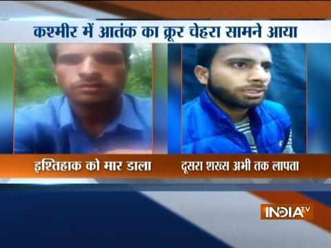 Kashmir: Civilian allegedly gunned down by terrorists for being an informer