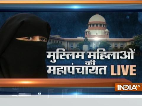 Triple talaq has been declared 'invalid', no need to introduce a law, says BJP's Shahnawaz Hussain