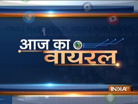 Aaj Ka Viral: Has Honeypreet fled Nepal?
