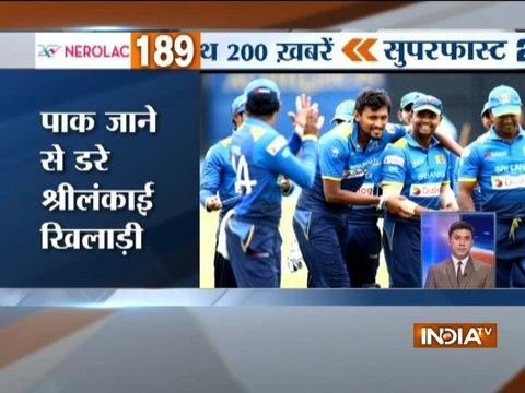 Top Sports News   15th October, 2017