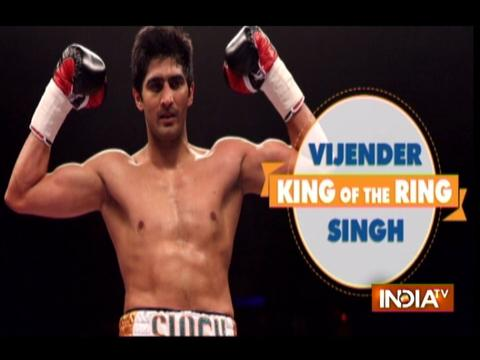 Vijender Singh all set to take on Zulpikar Maimaitiali on Aug 5