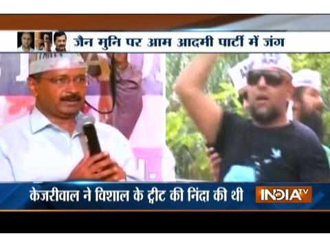 Vishal Dadlani quit politics after his controversial tweet over Jain monk