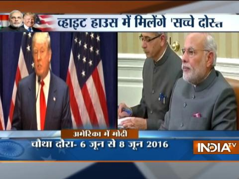 Donald Trump calls PM Modi 'true friend', striking rapport ahead of maiden meet