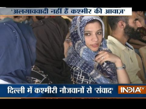 We will be proud to do something for India: Kashmiri Student tells India TV
