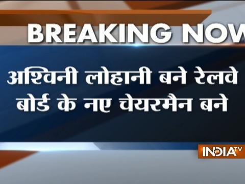 Ashwani Lohani appointed new Chairman of Railway Board