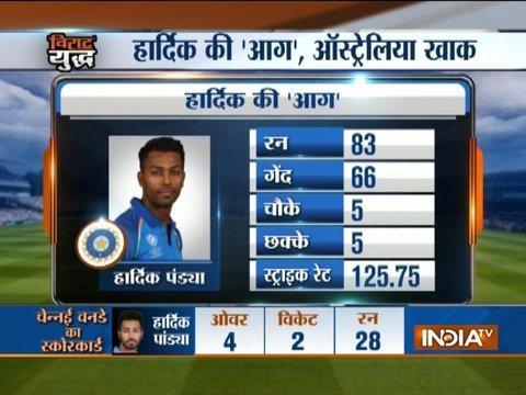 Virat Kohli hails 'game-changer' Hardik Pandya