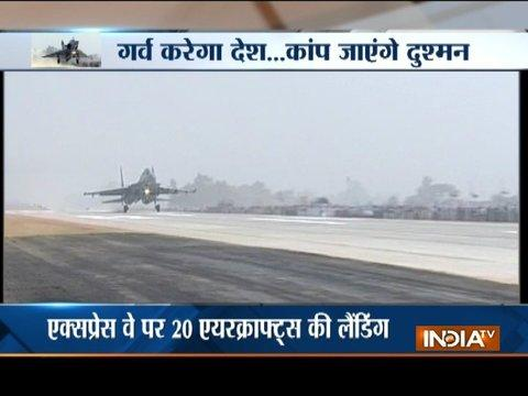 IAF fighter jets to land on Agra-Lucknow expressway