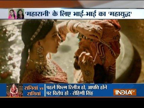 Rajasthan royal family member of Udaipur's Mewar writes to PM Modi on 'Padmavati' row
