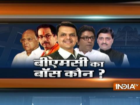 BMC Polls 2017: Politicians cast their votes