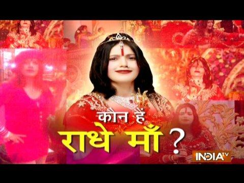 Things to know about controversial 'godwoman' Radhe Maa