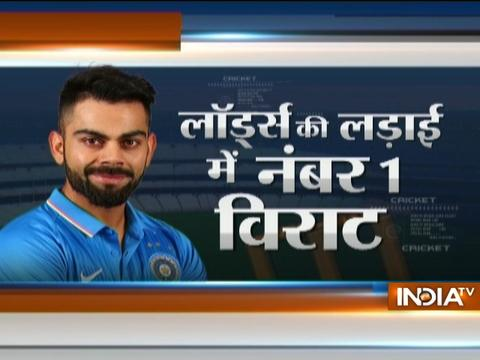 Cricket Ki Baat: Virat Kohli named top cricketer in Lord's Cricket Ground list