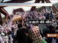 Footage of stampede in Varanasi released, 5 officials suspended