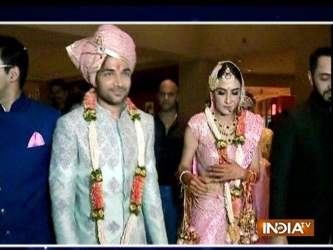 Smriti Khanna ties the knot with Gaurav Gupta