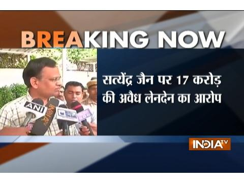 This is not an investigation, its just a re-assessment: Satyendra Jain on I-T