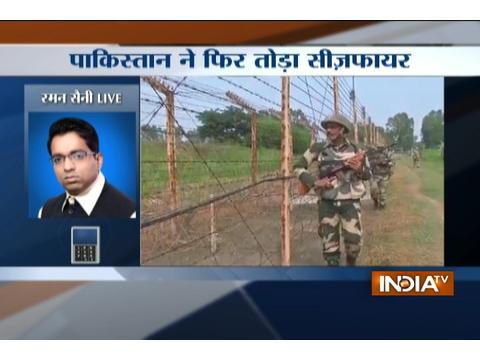 Pakistan violates ceasefire at LoC yet again, targets Indian army post in Poonch