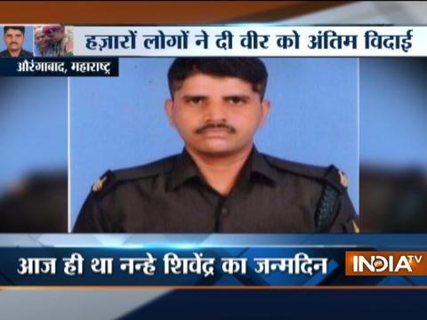Maharashtra: Ahead of son's birthday, Army jawan Sandeep Jadhav to return home in coffin