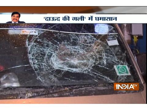 Stone pelted over vehicles after group clash in Mumbai