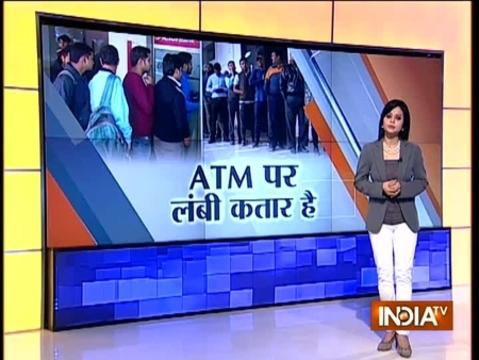 Demonetisation Day 26: Maximum ATMs out of cash across nation