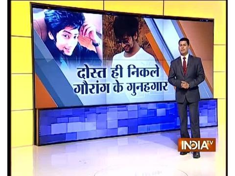 Police solves murder mystery of Gaurang Bobde,4 friends held
