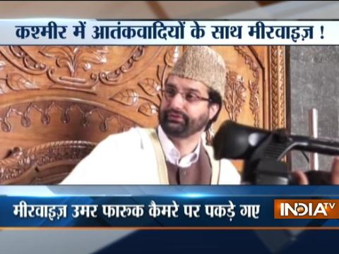 Mirwaiz says repression cannot stop people from seeking their right of self-determination