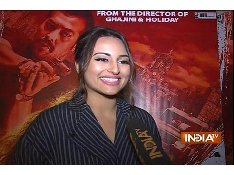 India TV Exclusive: Catch Sonakshi Sinha promotes her Upcoming Film 'Akira'