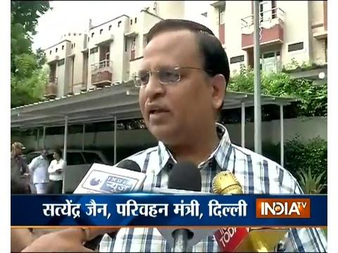Another AAP minister accused of harassment