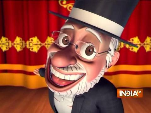 OMG: 'Bazigar Modi' displays magic over issues in UP