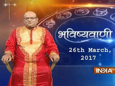Bhavishyavani | 26th March, 2017