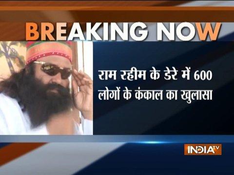 Dera Sacha Sauda: Around 600 human skeletons likely to be present inside ashram