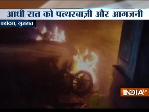 Gujarat: Clash between two groups in Vadodara