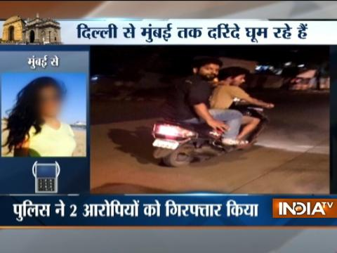 Mumbai: Two Bikers Arrested For Stalking Journalist in Andheri
