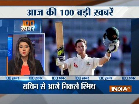 News 100 at 8:00 PM | 16th December, 2017