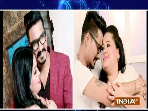 Bharti Singh and Harsh Limbachiyaa have a gala time at pre-wedding photoshoot