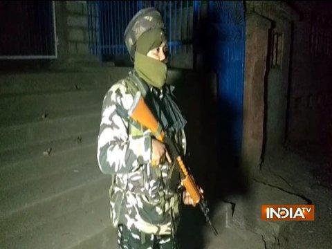 Srinagar: Forces launch search operation in Kulgam