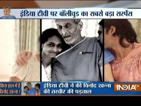 Bollywood actor Vinod Khanna's photo from hospital sparks rumours