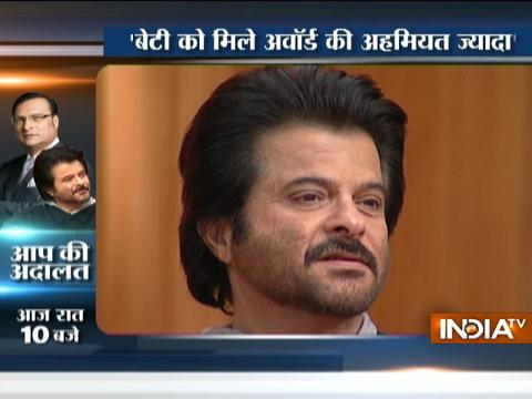 The greatest moment of my life is to be on Oscars Stage, Anil kapoor tells Rajat Sharma