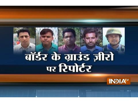 IndiaTV at Ground Zero after India conducted surgical strike along LoC