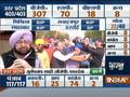 Punjab Poll: Capt Amrinder Singh thanks people of Punjab for having faith in Congress