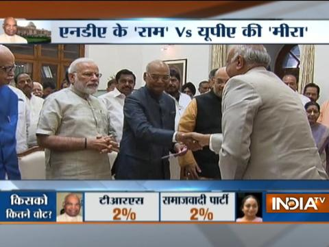 Presidential Election 2017: Ram Nath Kovind files nomination