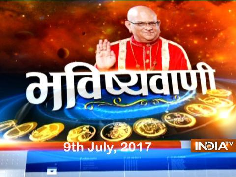 Bhavishyavani : Daily Horoscopes and Numerology | 9th April, 2017 - India TV