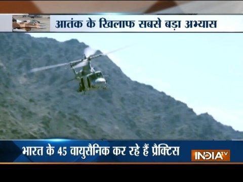 Watch India TV's special report on Indian commandos participating in Israel military exercise