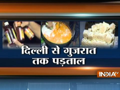 Beware of adulterated sweets this Diwali