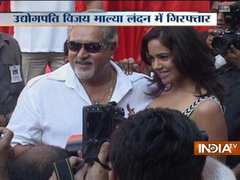 Vijay Mallya gets bail hours after being arrested in London