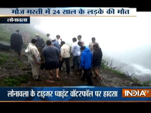 Lonavla: Boy slips into waterfalls, dies
