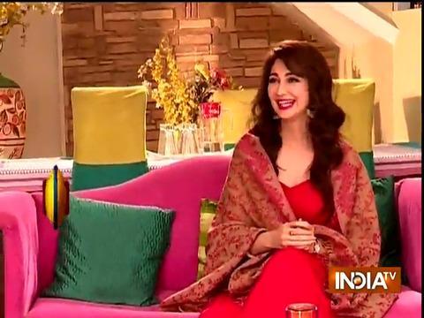 Anita Bhabhi introduced Tiwariji as her husband