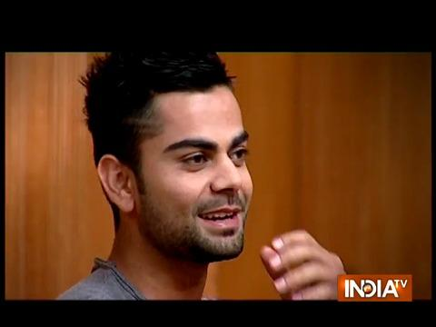 I did use cusswords once or twice against Pak, says Virat Kohli in Aap Ki Adalat