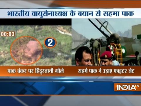 Pak aircraft seen near Siachen after Indian army conducted strike across LoC